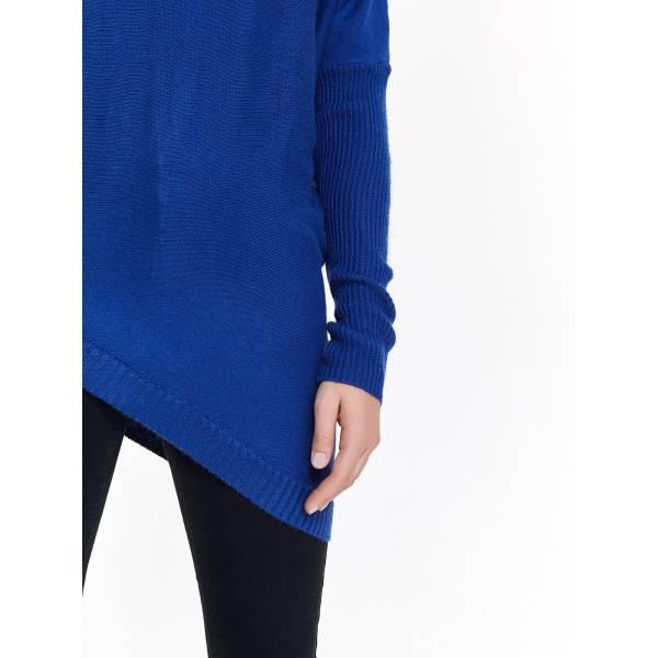 TOP SECRET дамски асиметричен пуловер